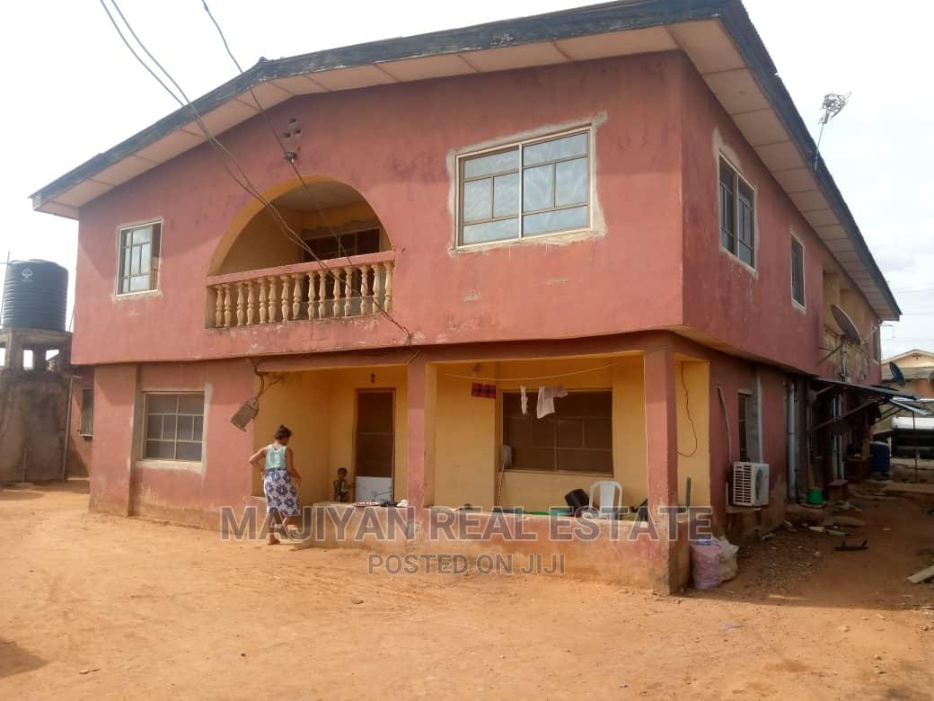 Furnished 3bdrm Apartment in Command, Abule Egba for Sale