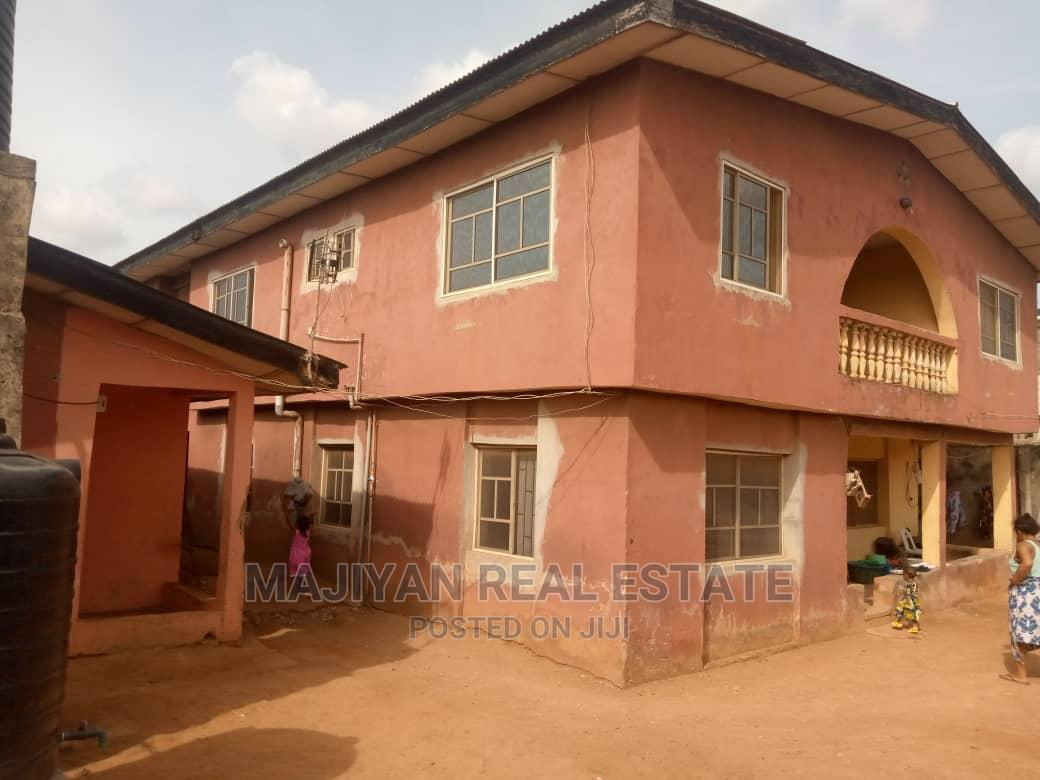 Furnished 3bdrm Apartment in Command, Abule Egba for Sale   Houses & Apartments For Sale for sale in Abule Egba, Lagos State, Nigeria