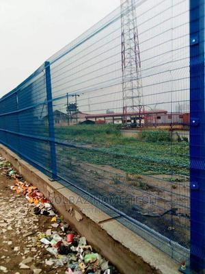 Panel Mesh; 1/2 Inch by 3inch Holes, 2.4m Height by 3m Width | Building Materials for sale in Lagos State, Lekki