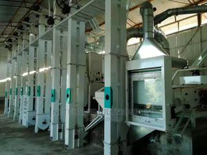 Complete End to End Rice Milling Plant   Farm Machinery & Equipment for sale in Abuja (FCT) State, Central Business District
