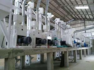 Complete Automatic Rice Milling Plant   Farm Machinery & Equipment for sale in Abuja (FCT) State, Central Business District