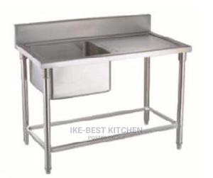 Stainless Sink | Restaurant & Catering Equipment for sale in Lagos State, Ojo