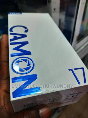 New Tecno Camon 17 128 GB Black | Mobile Phones for sale in Lagos State, Ikeja