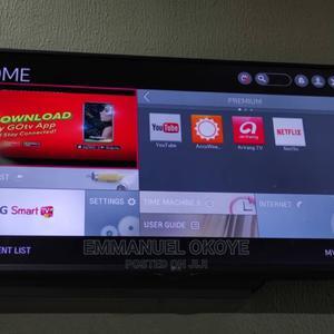 LG 42 Inches LED Full Smart Tv (42lv5500) | TV & DVD Equipment for sale in Lagos State, Ajah