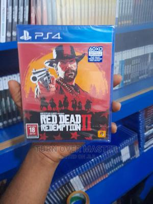 Ps4 Red Dead Redemption 11   Video Games for sale in Lagos State, Ikeja