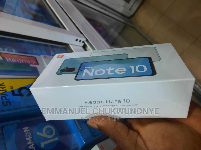 Archive: New Xiaomi Redmi Note 10 128 GB White