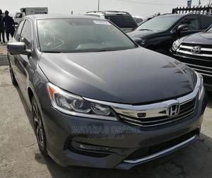 Honda Accord 2017 Gray   Cars for sale in Lagos State, Ajah