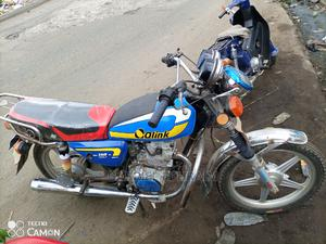 Qlink Adventure 250 2020 Blue | Motorcycles & Scooters for sale in Rivers State, Eleme