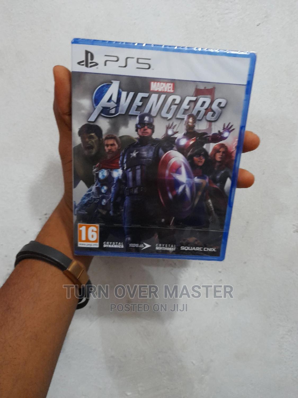 Ps5 Marvel Avengers