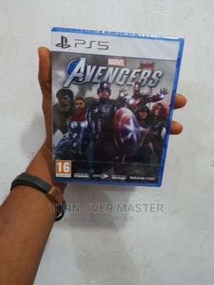Ps5 Marvel Avengers | Video Games for sale in Lagos State, Ikeja