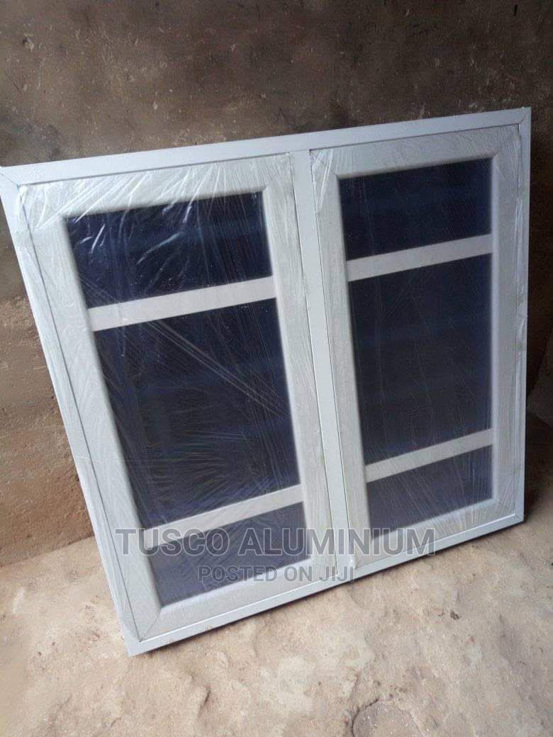 Archive: Casement Window With Burglary and Net