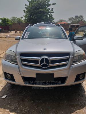 Mercedes-Benz GLK-Class 2011 350 4MATIC Silver | Cars for sale in Abuja (FCT) State, Garki 2