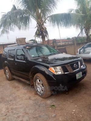 Nissan Pathfinder 2005 XE 4x4 Black | Cars for sale in Ekiti State, Ado Ekiti