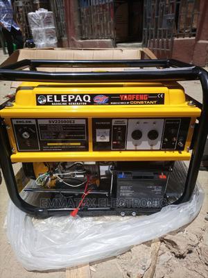 Elepaq Gasoline Generator SV 22000e2 | Electrical Equipment for sale in Lagos State, Lekki