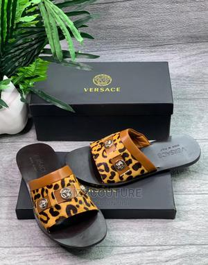 High Quality Versace Slippers for Men | Shoes for sale in Lagos State, Magodo