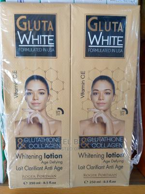 Gluta White Lotion | Skin Care for sale in Lagos State, Amuwo-Odofin