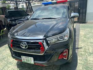 Toyota Hilux 2014 SR5 4x4 Black | Cars for sale in Lagos State, Ajah