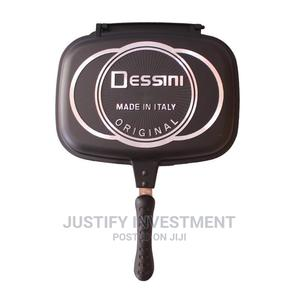 DESSINI 40cm Double Grill Pan | Kitchen & Dining for sale in Lagos State, Victoria Island