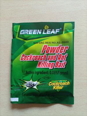 Green Leaf Powder Cockroach and Ant Killing Bait 3pcs | Pet's Accessories for sale in Lagos State, Agege