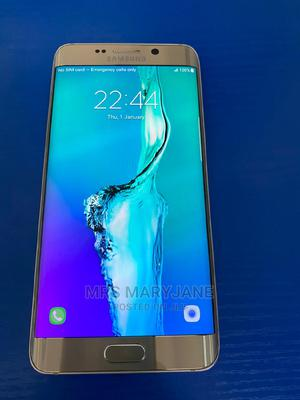 Samsung Galaxy S6 Edge Plus 32 GB Gold | Mobile Phones for sale in Lagos State, Ikeja