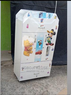 Sweet Baby Bed and Wardrop | Children's Furniture for sale in Lagos State, Lagos Island (Eko)