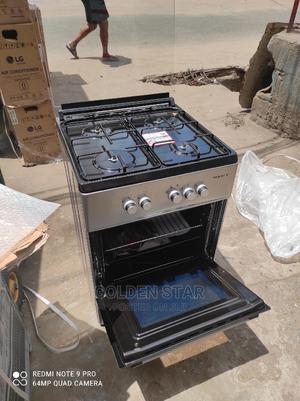 Quality Maxi Gas Cooker 4 Burner Auto Ignition + Oven Grill | Kitchen Appliances for sale in Lagos State, Ojo