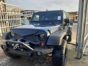 Jeep Wrangler 2013 Black   Cars for sale in Lagos State, Ikeja