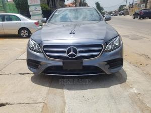 Mercedes-Benz E350 2016 Gray | Cars for sale in Lagos State, Magodo