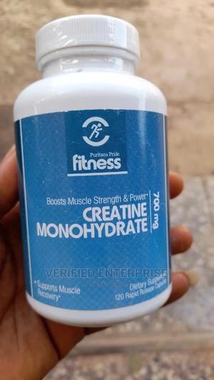Creatine Monohydrate - 120 Caps   Vitamins & Supplements for sale in Lagos State, Alimosho