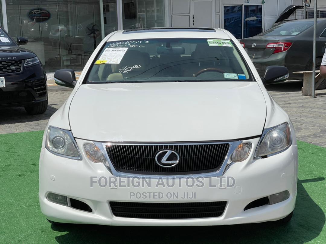 Archive: Lexus GS 2008 White