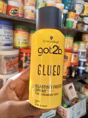 Got2b GLUED(Blasting Freeze Spray) | Hair Beauty for sale in Lagos State, Lagos Island (Eko)