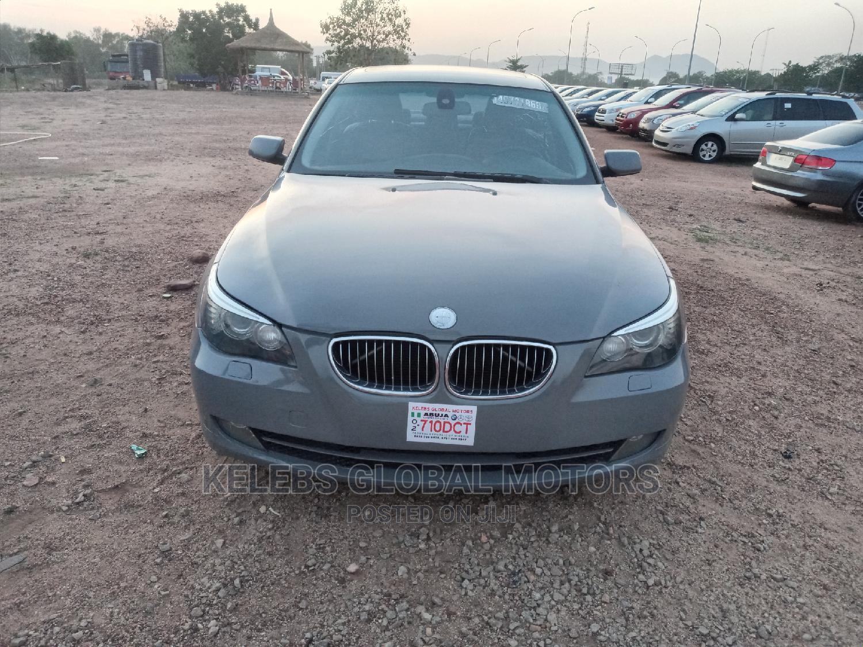 BMW 535i 2008 Gray