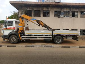 Hiab Truck for Hire. We Move Goods Around Nigeria for You   Logistics Services for sale in Lagos State, Shomolu