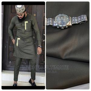 4 Yards Senator Material | Clothing for sale in Lagos State, Lagos Island (Eko)