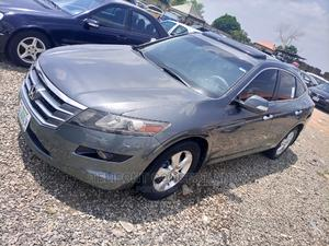 Honda Accord CrossTour 2010 EX-L Gray | Cars for sale in Abuja (FCT) State, Kubwa