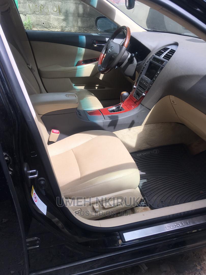 Archive: Lexus ES 2008 350
