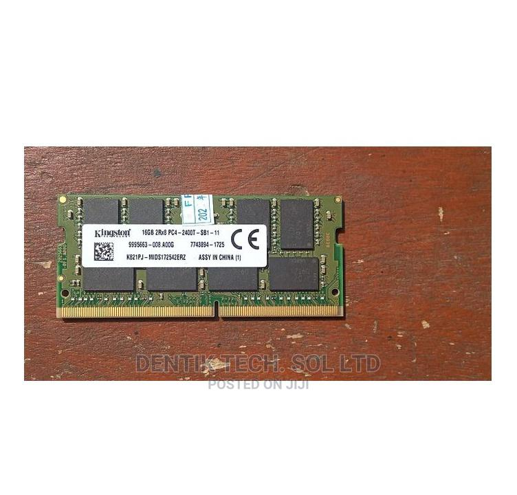 16GB DDR4, PC4 Ram-Memory for Laptop