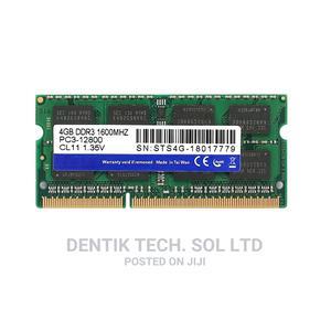 Laptop Ram DDR3 4GB   Computer Hardware for sale in Lagos State, Ikeja