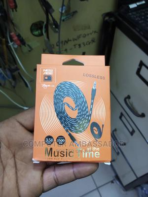 Aux to Aux Cable   Computer Accessories  for sale in Abuja (FCT) State, Wuse 2