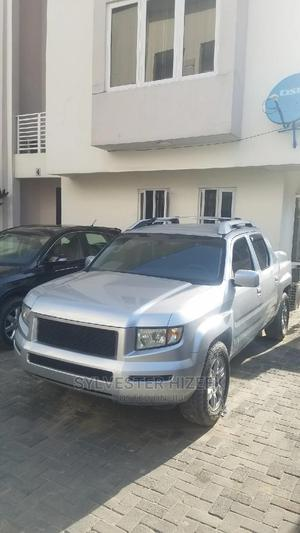 Honda Ridgeline 2007 Silver | Cars for sale in Lagos State, Lekki