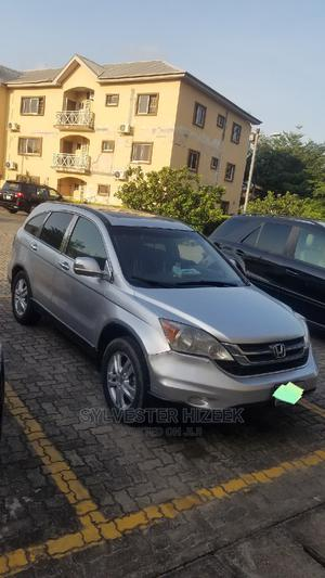 Honda CR-V 2011 Silver   Cars for sale in Lagos State, Lekki
