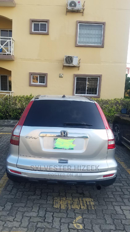 Honda CR-V 2011 Silver   Cars for sale in Lekki, Lagos State, Nigeria
