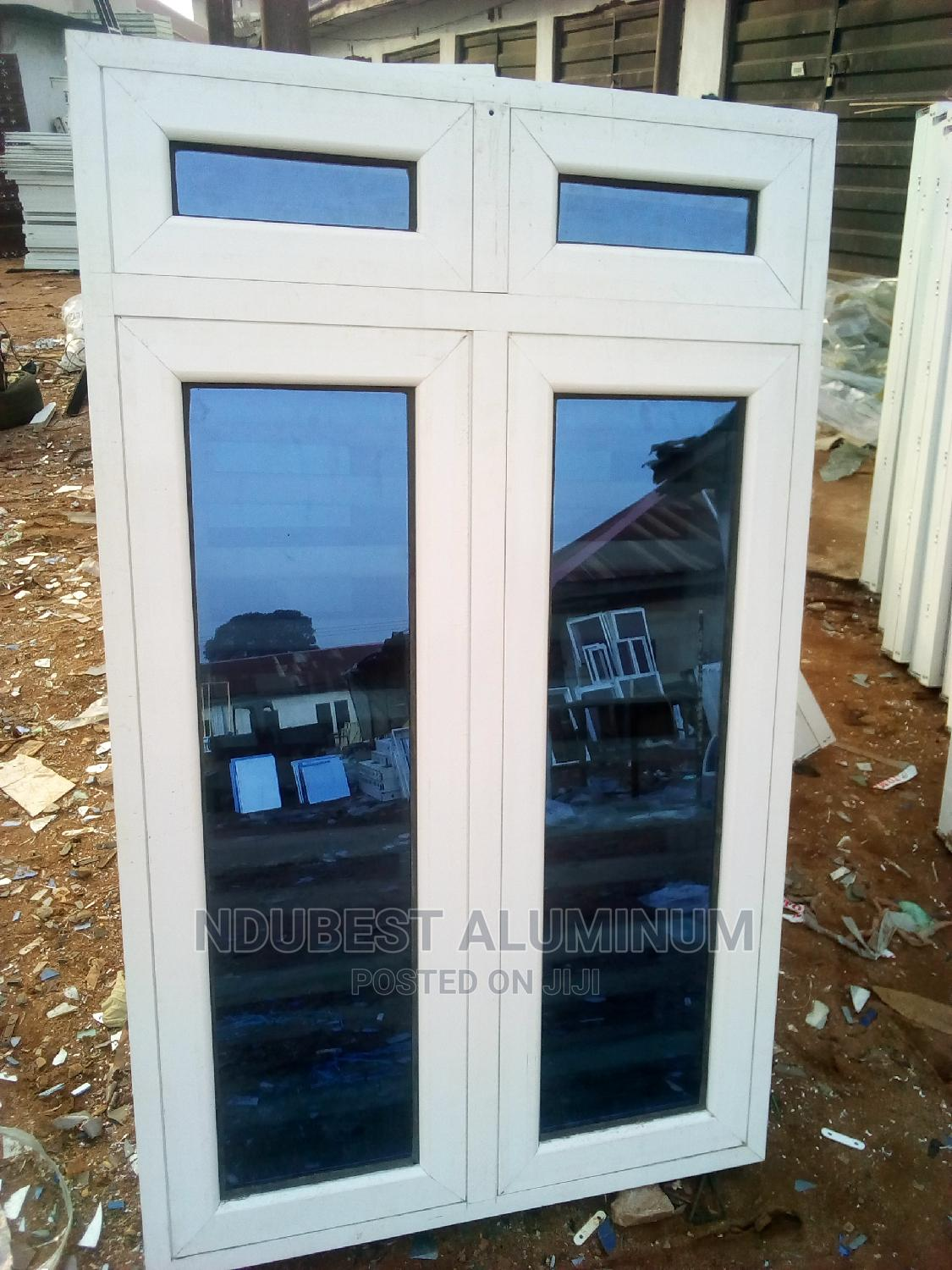 3 by 5 Casement Windows With Protector and Net