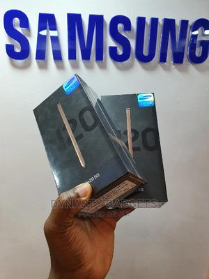 New Samsung Galaxy Note 20 5G 256 GB Gold | Mobile Phones for sale in Lagos State, Ikeja