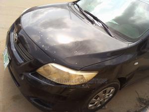 Toyota Corolla 2009 Black | Cars for sale in Lagos State, Abule Egba