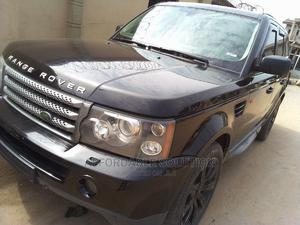 Land Rover Range Rover Sport 2008 Black | Cars for sale in Lagos State, Abule Egba