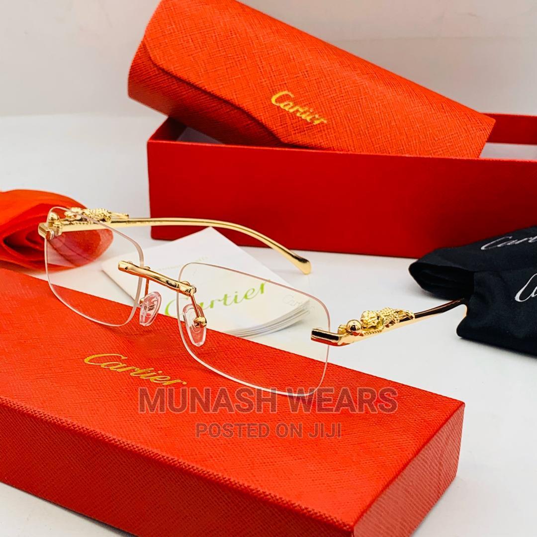 Classic Cartier Glasses
