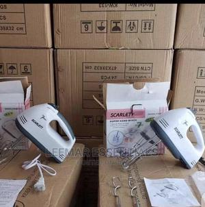 Scarlet Hand Mixer | Kitchen Appliances for sale in Lagos State, Abule Egba