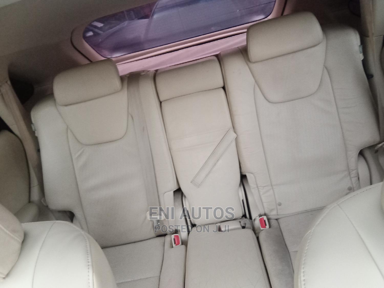 Archive: Lexus RX 2011 450h White