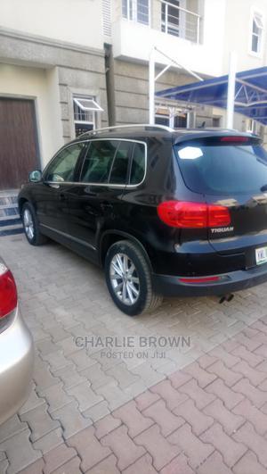 Volkswagen Tiguan 2015 Black   Cars for sale in Abuja (FCT) State, Apo District